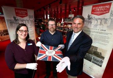 Geelong Heritage History Armistice War ANZAC