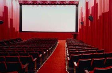 Image of interior movie theatre