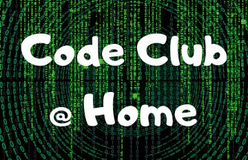 Code Club @ Home