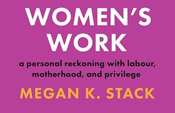 Megan K. Stack book cover