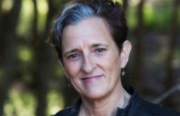 Photo of Author, Charlotte Wood