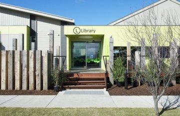 Bannockburn Library