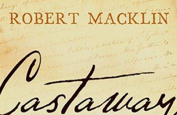 Rober Macklin - Castaway book cover image